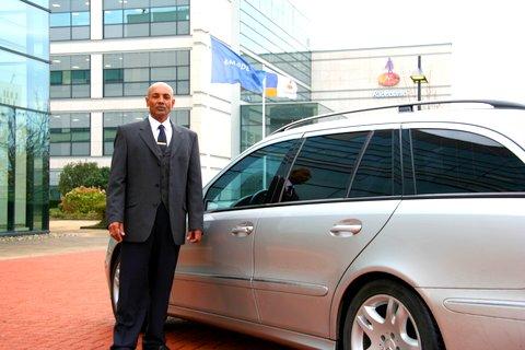 privechauffeur van VIP Focus chauffeursdiensten